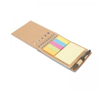 Märkmepaberite komplekt Multibook