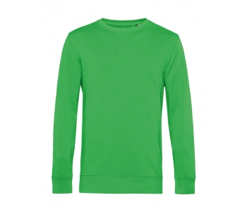 Organic Crew Neck French Terry pusa