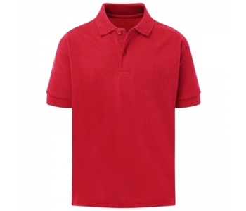 Laste Cotton Polo