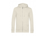 Organic Zipped Hooded meeste pusa