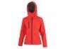 Naiste TX Performance Hooded Softshell Jacket