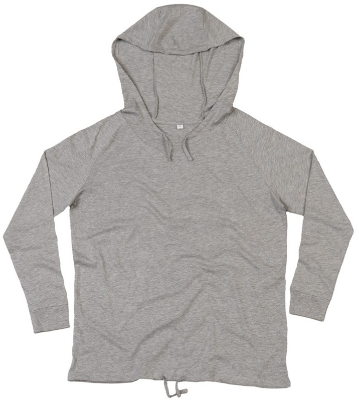 Mantis Women's Loose Fit Hooded T
